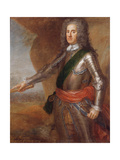 Field Marshal George Hamilton (1666-1737) Earl of Orkney, 1724 Giclee Print by Martin Maingaud