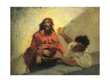 Ecce Homo, 1878-1879 Giclee Print by Gaetano Previati