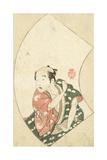 The Actor Arashi Hikokichi, 1770 Giclee Print by Katsukawa Shunsho