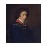 Portrait of Prince Ivan Baryatinsky, 1800 Giclee Print by Elisabeth Louise Vigee-LeBrun