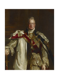 Portrait of King William Iv, Wearing the Robes of the Garter, C.1831 Giclee Print by Sir David Wilkie