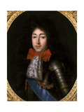 Louis XIV as Dauphin Giclee Print by Joseph Vivien
