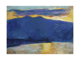 Sunrise, 1896 Giclee Print by Lesser Ury