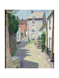 The Cottage, C.1931 Giclee Print by Ernest Procter