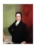 De Witt Clinton (1769-1828) C.1816 Giclee Print by John Wesley Jarvis