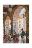 The Café Suisse, 1914 Giclee Print by Walter Richard Sickert