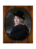 Portrait of Franz Friedrich, 1800 Giclee Print by Johann Heinrich Schroder