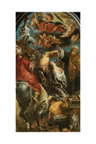 Martyrdom of Saint Apollonia Giclee Print by Jacob Jordaens