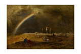 The Triumph at Calvary, C.1874 Giclee Print by George Snr. Inness