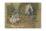 The Woman of Samaria at the Well from 'The Life of Our Lord Jesus Christ' Giclee Print by James Jacques Joseph Tissot