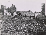 The Ruins of Richmond, Virginia, 1865 Photographic Print by Andrew Joseph Russell