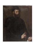 The Musician Giclee Print by Giovanni-battista Moroni