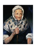 Judy Dowling - Keeper of the Town Hutch, 1815-C.1820 Giclee Print by Henry Perlee Parker