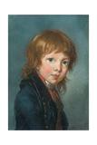 Portrait of a Boy, 1801 Reproduction procédé giclée par Elisabeth Louise Vigee-LeBrun