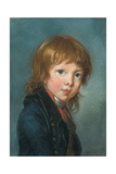 Portrait of a Boy, 1801 Giclee Print by Elisabeth Louise Vigee-LeBrun