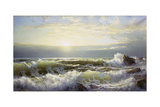 Off Connecticut, Newport, 1904 Giclee Print by William Trost Richards