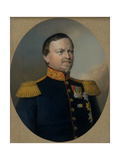 Carl Bernhard, Duke of Saxe-Weimar-Eisenach Giclee Print by Berthold Woltze