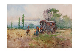 Out in the Open Giclee Print by Reginald Jones