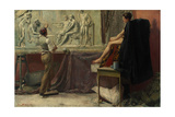 The Sculptor's Studio, 1885 Giclee Print by Tom Roberts