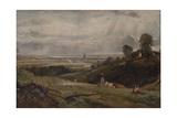 Dedham Vale, Suffolk Giclee Print by John Dean Paul