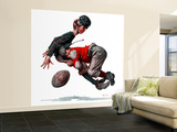 """Fumble"" or ""Tackled"", November 21,1925 Wall Mural – Large by Norman Rockwell"