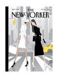 The New Yorker Cover - September 21, 2015 Regular Giclee Print by Greg Foley