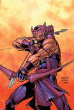 Hawkeye No.5 Cover: Hawkeye Posters by Carlos Pacheco