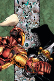 Iron Man: Legacy Of Doom No.4 Cover: Iron Man and Dr. Doom Prints by Ron Lim