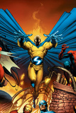 New Avengers No.2 Cover: Sentry Posters by Trevor Hairsine