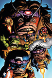 Marvel Adventures Avengers No.9 Cover: M.O.D.OK. Posters by Stewart Cameron