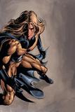 Dark Avengers No.13 Cover: Sentry Póster por Mike Deodato