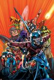 Avengers Finale No.1 Cover: Ant-Man Posters par Neal Adams