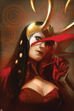 The Mighty Avengers No.29 Cover: Loki Posters