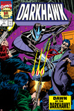 War Of Kings: Darkhawk No.1 Cover: Darkhawk Poster by Mike Manley
