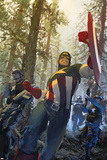 Captain America No.602 Cover: Captain America Prints by Gerald Parel