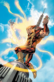 New Thunderbolts No.12 Cover: Atlas, Songbird and Photon Posters by Tom Grummett