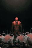 Esad Ribic - Daredevil No.502 Cover: Daredevil Plakát