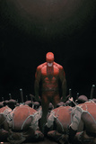 Daredevil No.502 Cover: Daredevil Prints by Esad Ribic