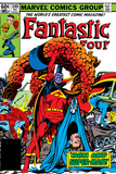 Fantastic Four No.249 Cover: Gladiator Pósters por John Byrne