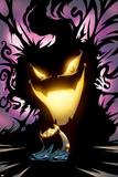 Thanos No.6 Cover: Hunger Print by Jim Starlin