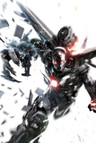 War Machine No.8 Cover: War Machine Prints by Francesco Mattina