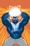 Captain Universe / Hulk No.1 Cover: Hulk Prints
