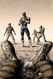Bullseye: Greatest Hits No.2 Cover: Bullseye Posters af Mike Deodato
