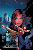 Black Widow No.4 Cover: Black Widow Posters by Greg Land