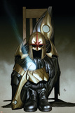 Nova No.21 Cover: Nova Prints by Adi Granov