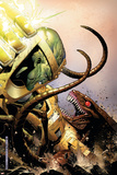 WWH Aftersmash: Warbound No.3 Cover: Leader and Brood Posters by Jim Cheung