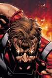 Squadron Supreme No.7 Cover: Hyperion Prints by Mike Deodato