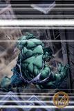 Incredible Hulk No.76 Cover: Hulk Photo by Clayton Crain