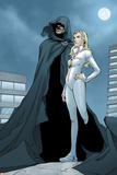 Runaways No.11 Cover: Cloak and Dagger Prints by Takeshi Miyazawa