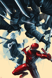 Daredevil No.114 Cover: Daredevil Prints